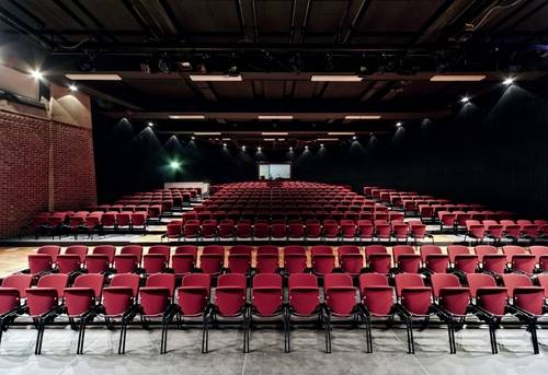 Comedia Theater - roter Saal